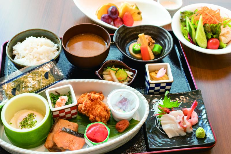 和定食(Japanese)