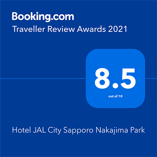 【Booking.com】Traveller Review Awards 2021を受賞しました!
